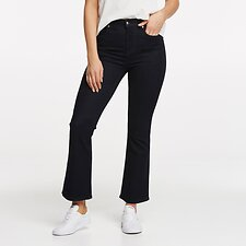 Image of Lee Jeans Australia Rebel Heart HIGH KICKS CROP REBEL HEART
