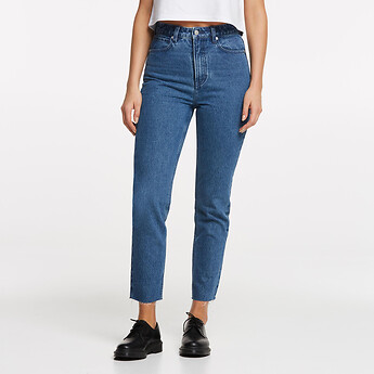Image of Lee Jeans Australia Firestone HIGH MOMS FIRESTONE
