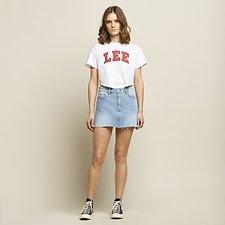 Image of Lee Jeans Australia Valencia Fade LOLA SKIRT VALENCIA FADE