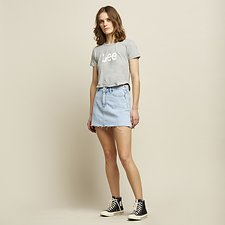 Image of Lee Jeans Australia Real Blue  LOLA SKIRT REAL BLUE