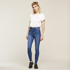 Image of Lee Jeans Australia BLUE RADICAL SUPER HIGH LICKS BLUE RADICAL