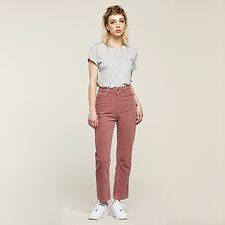 Image of Lee Jeans Australia LILAC HIGH STRAIGHT LILAC