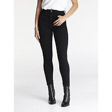 Image of Lee Jeans Australia PRIMO BLACK HIGH LICKS CROP PRIMO BLACK