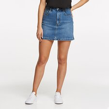 Image of Lee Jeans Australia FERVOUR HIGH A-LINE SKIRT FERVOUR