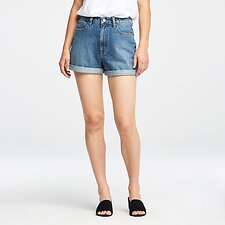 Image of Lee Jeans Australia VIVID STEVIE SHORT VIVID