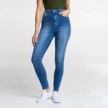Image of Lee Jeans Australia BLUE DREAM HIGH LICKS BLUE DREAM
