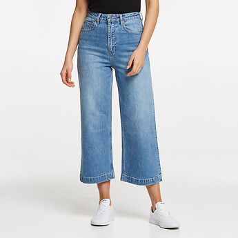 Image of Lee Jeans Australia TENACITY HIGH WIDE TENACITY